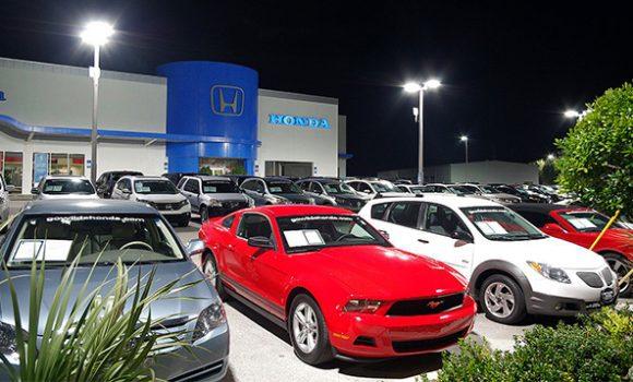 Automotive LED Lighting | LED Car Dealership