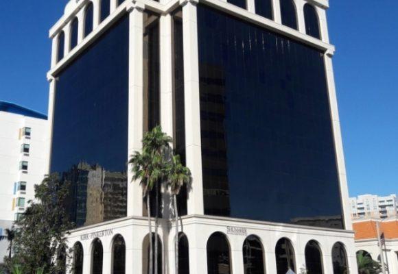 Synergy Electric Re-Illuminates BMO Harris Bank, Sarasota Florida